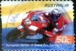 Sellos de Oceania - Australia -  Scott#2313 cr4f intercambio, 0,90 usd, 50 cents. 2004