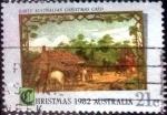 Sellos de Oceania - Australia -  Scott#839 intercambio, 0,20 usd, 21 cents. 1982