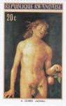 Stamps Rwanda -  ADAN de A.Dürer