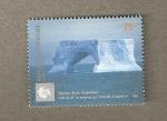 Stamps Argentina -  Sede tratado Antártico