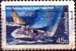 Stamps of the world : Australia :  Scott#1397A intercambio, 3,00 usd, 45 cents. 1994