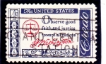 Stamps United States -  JUSTICIA