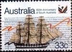 Sellos de Oceania - Australia -  Scott#974 intercambio, 0,50 usd, 33 cents. 1986