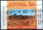Stamps of the world : Australia :  Scott#942 intercambio, 0,55 usd, 30 cents. 1985