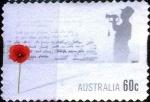 Sellos de Oceania - Australia -  Scott#3606 cr5f intercambio, 0,25 usd, 60 cents. 2011