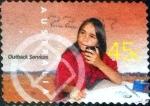 Sellos de Oceania - Australia -  Scott#1974 intercambio, 0,85 usd, 45 cents. 2001