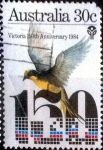 Stamps of the world : Australia :  Scott#940 intercambio, 0,55 usd, 30 cents. 1984