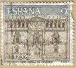 Stamps Spain -  Paisajes y Monumentos - UNIVER. ALCALA DE HENARES