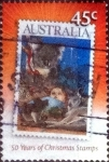 Stamps Australia -  Scott#2759 intercambio, 0,65 usd, 45 cents. 2007