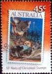 Sellos de Oceania - Australia -  Scott#2759 intercambio, 0,65 usd, 45 cents. 2007