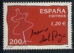 Sellos del Mundo : Europa : España :  ESPAÑA_SCOTT 3061SH,03 $1,6