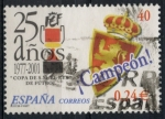 Stamps : Europe : Spain :  ESPAÑA_SCOTT 3106,01 $0,25