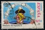 Sellos del Mundo : Europa : España :  ESPAÑA_SCOTT 3121a,01 $0,2