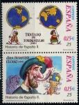 Stamps Spain -  ESPAÑA_SCOTT 3121be,01 $0,4