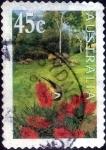 Stamps Australia -  Scott#1819 intercambio, 0,65 usd, 45 cents. 2000