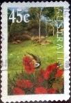 Sellos de Oceania - Australia -  Scott#1819 intercambio, 0,65 usd, 45 cents. 2000