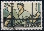 Stamps Spain -  ESPAÑA_SCOTT 3531SH,01 $3,75
