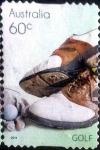 Stamps Australia -  Scott#3572 intercambio, 0,25 usd, 60 cents. 2011