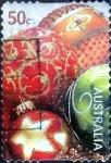 Stamps Australia -  Scott#2991 intercambio, 0,30 usd, 50 cents. 2008