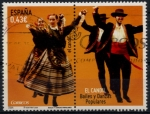 Sellos de Europa - España -  ESPAÑA_STWOR 4454+VIÑ,01 $1,6