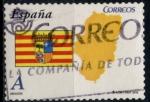 Stamps Spain -  ESPAÑA_STWOR 4482,01 $0,87
