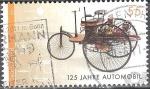 Sellos del Mundo : Europa : Alemania : 125 años de automóvil.