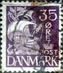 Sellos de Europa - Dinamarca -  Scott#238H intercambio, 0,35 usd, 35 cents. 1940