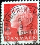 Sellos de Europa - Dinamarca -  Scott#638 intercambio, 0,20 usd, 160 cents. 1981
