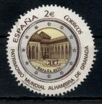 Stamps : Europe : Spain :  ESPAÑA_STWOR 4615SH,01 $3,49
