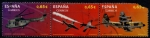 Sellos del Mundo : Europa : España :  ESPAÑA_STWOR 4617-8-9SH,01 $3,48