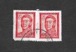 sellos de America - Argentina -  Gnral. José San Martín