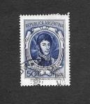 Sellos de America - Argentina -  827 - Gnral. José San Martín