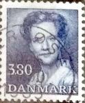 Sellos de Europa - Dinamarca -  Scott#715 intercambio, 0,25 usd, 380 cents. 1985