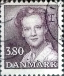 Sellos de Europa - Dinamarca -  Scott#800 intercambio, 1,60 usd, 380 cents. 1988