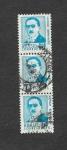 Stamps Brazil -  1063 - Arthur Bernardes