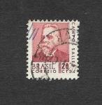 Sellos de America - Brasil -  1064 - Campo Salles