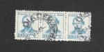 Stamps Brazil -  990 - Antonio Goncalvez Dias