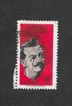 Sellos de America - Brasil -  1112 - Centenario Nacimiento del Periodista Caldas Junior