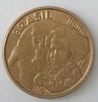 monedas de America - Brasil -  2012 - 10 centavos
