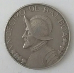 monedas de America - Panamá -  1996 -un décimo balboa