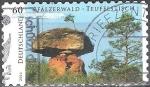 sellos de Europa - Alemania -  La mesa del diablo en Hinterweidenthal,bosque del Palatinado.