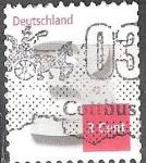Sellos del Mundo : Europa : Alemania : Valor adicional.