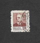 Sellos de America - Brasil -  Campo Salles