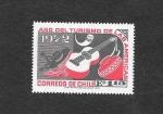 Stamps : America : Chile :  430 - Año del Turismo de las Américas