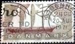 Sellos de Europa - Dinamarca -  Scott#474 intercambio, 0,20 usd, 60 cents. 1970