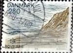 Sellos de Europa - Dinamarca -  Scott#658 intercambio, 0,80 usd, 280 cents. 1979
