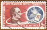 Stamps : America : United_States :  MONTGOMERY BLAIR