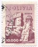 Stamps Bolivia -  Serie
