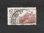 Sellos de America - México -  C220H - Arquitectura Colonial
