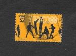 Stamps Mexico -  XIX JJOO México 68